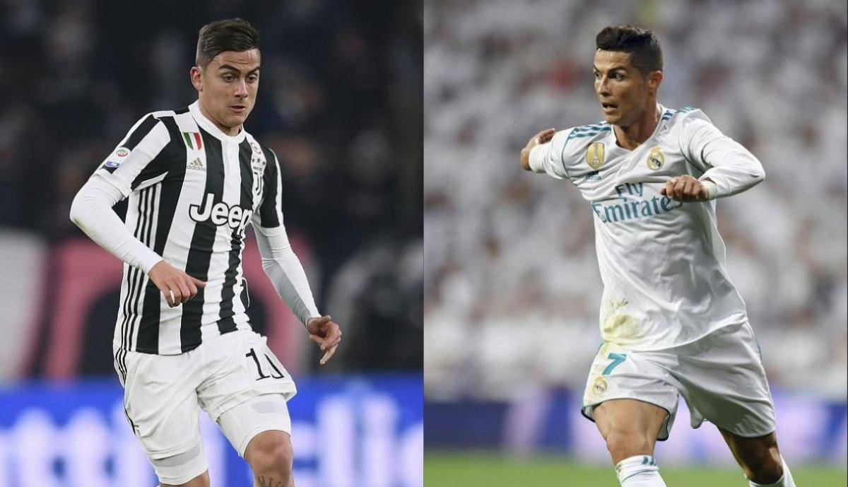 Rela Madrid vs Juventus