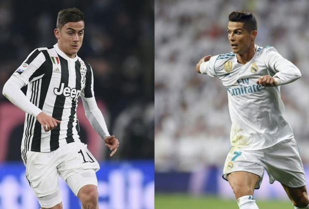 Rela Madrid vs Juventus