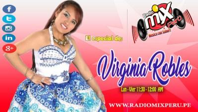 Virginia Robles.