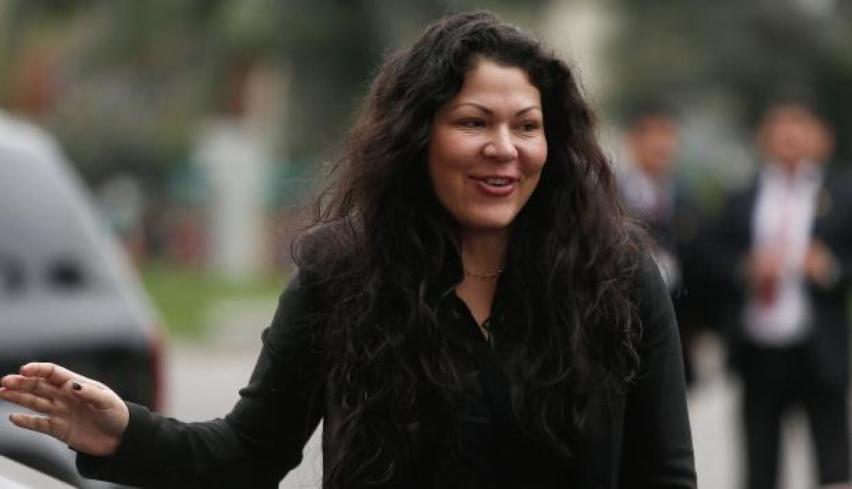 Yesenia Ponce blindada por el Congreso