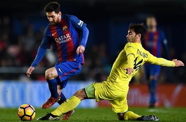 Barcelona vs Villarreal en vivo por DirecTV