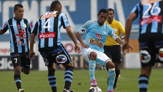 Sporting Cristal vs Real Garcilaso