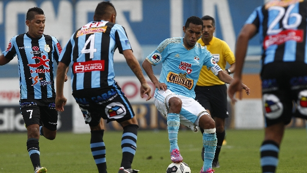 Sporting Cristal vs Real Garcilaso