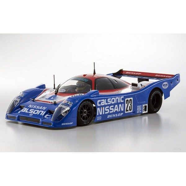 Kyosho Plazma Carbon Lm 1990 Nissan R90 Kit Auto da Pista Elettrica - Negozio di modellismo - vendita online - Radiomodelli