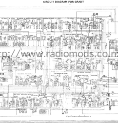 go to the uniden president grant pc409 circuit diagram page [ 1303 x 984 Pixel ]