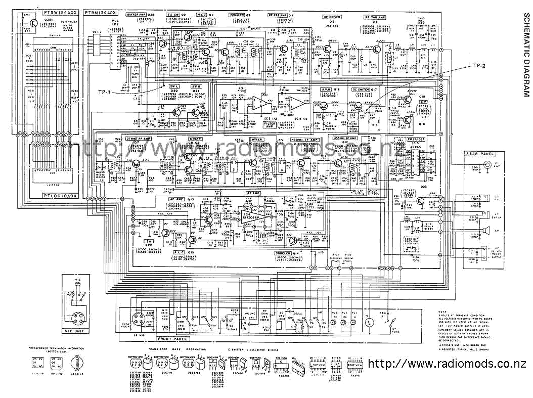 hight resolution of go to the rotel rvc 240 ptbm134 circuit diagram page