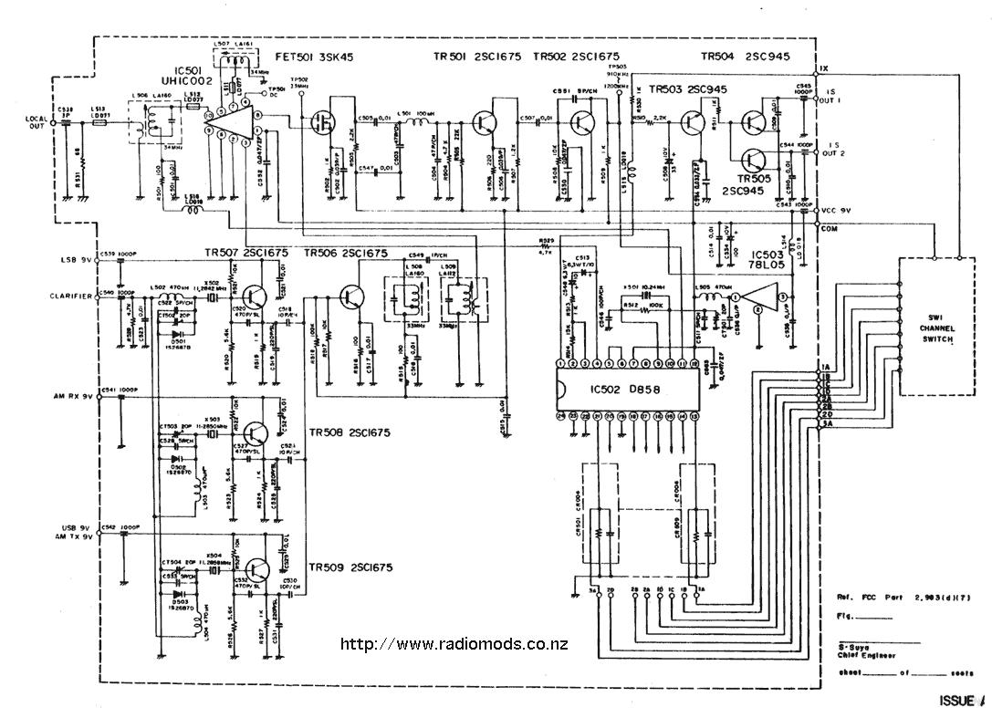 hight resolution of 6 pin uniden cb wiring diagram