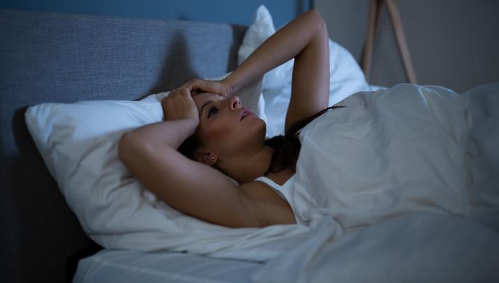 Insonnia: l'ora in cui ci sveglia è importante per capirne il motivo -  Radio Monte Carlo