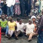 Goma: près de cinq bandits arrêtés au quartier Mabanga Sud