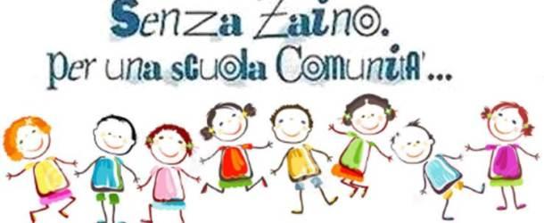 """Oliveto Citra, sabato Open Day per la scuola """"Senza Zaino. Per una scuola comunità"""""""