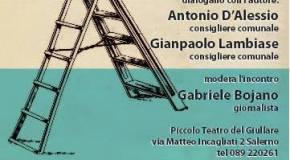 Roberto Lombardi parla del suo nuovo libro
