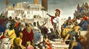 La democrazia nel mondo greco antico con il Prof. Michele Abbate