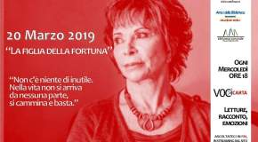 La figlia della fortuna di Isabel Allende