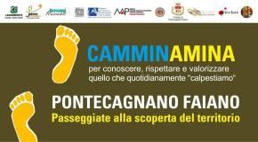 CamminAmina in programma domani a Pontecagnano