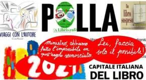 """Il Comune di Polla candidato a """"Capitale Italiana del libro"""""""