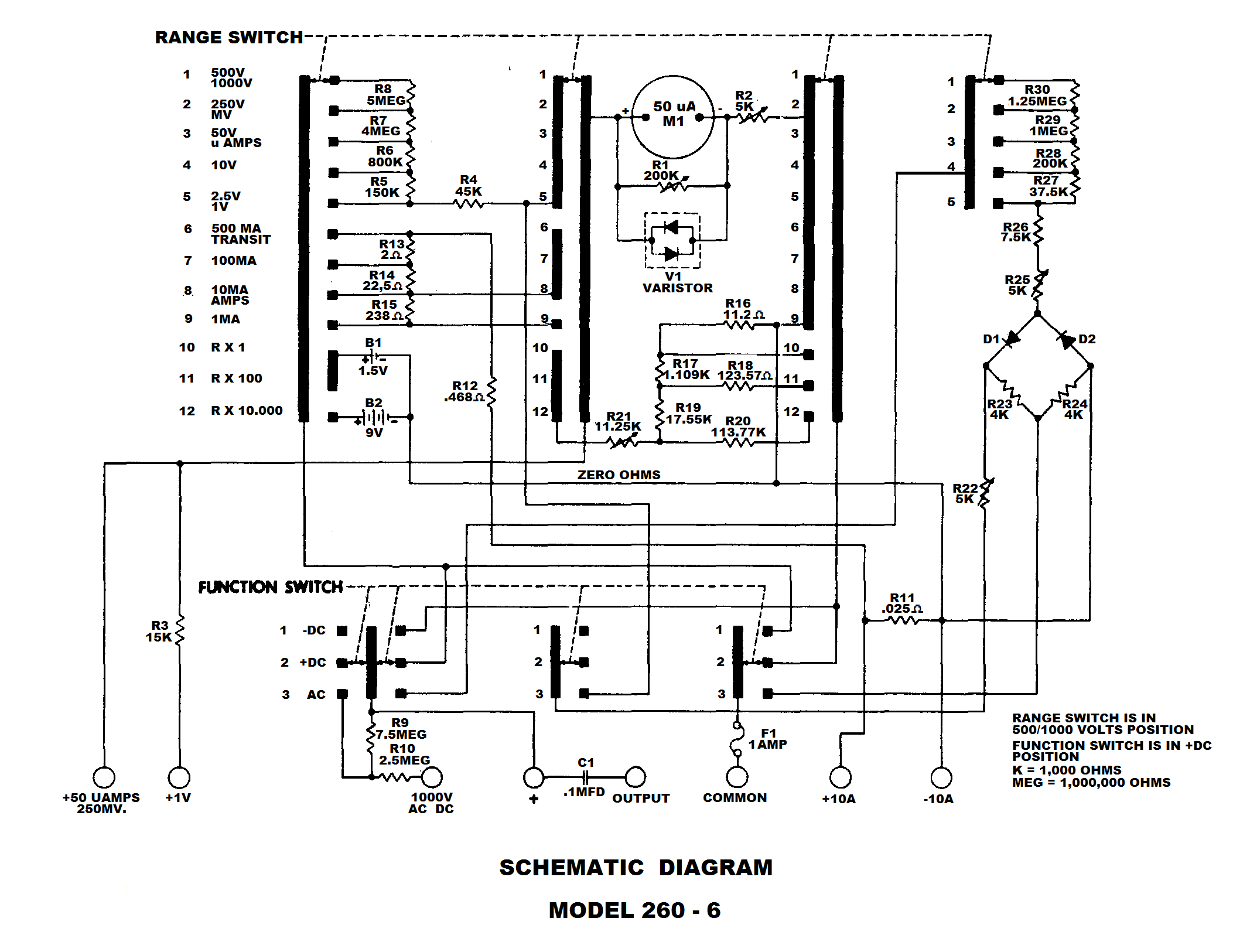 [WRG-4699] Electrical Wiring Diagrams For A Simpson 260