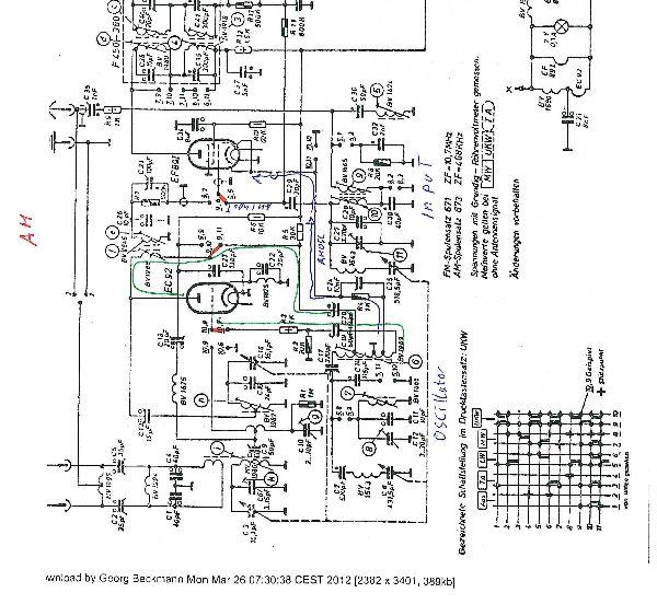 Grundig 3045 W Schematic – The Wiring Diagram
