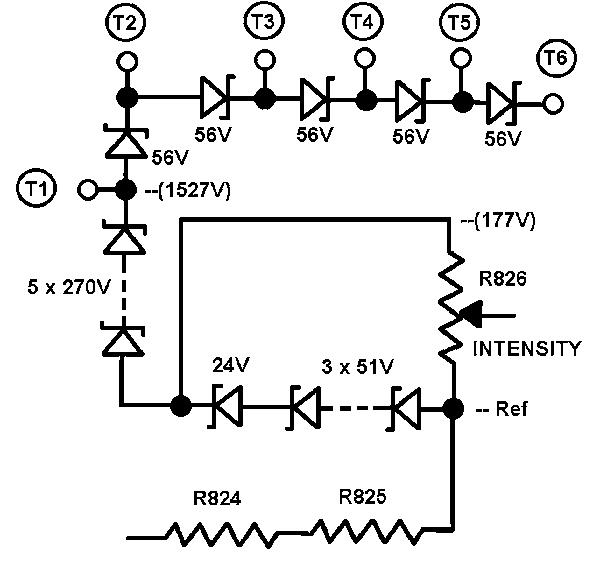 Oscilloscope LA-265A Equipment Lavoie Laboratories; Morganvi