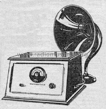 Sir Oliver Lodge N Circuit Receiver Radio Cleartron Radio Lt