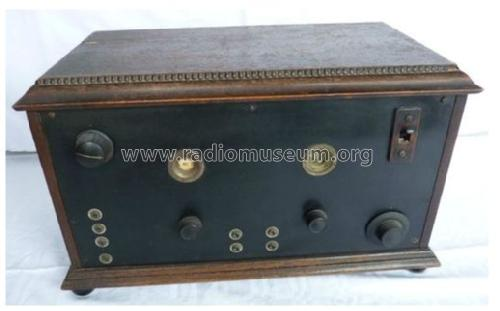 Simple 2 Valve Trf Tuned Radio Frequency Receiver