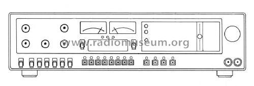 HiFi-Receiver R35a Radio Grundig Radio-Vertrieb, RVF, Radiow