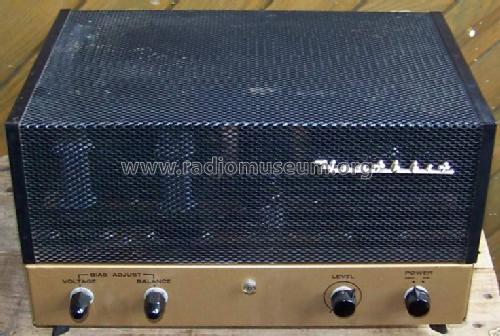 Mono Power Amplifier Aa 10 Ampl Mixer Heathkit Brand