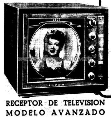 Avanzado ; Inter Electronica S. (ID = 1364569) Televisión