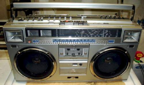 Stereo Radio Cassette Recorder Rc M70c Radio Jvc