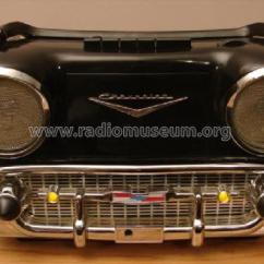 Chevy Radio 57 Gm Wiring Diagrams Online Cr 1957 Randix Industries Ltd Milford Ma Bu