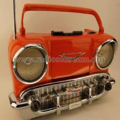Chevy Radio 57 7 Pin Round Trailer Wiring Diagram With Brakes Cr 1957 Randix Industries Ltd Milford Ma Bu Id 2280165