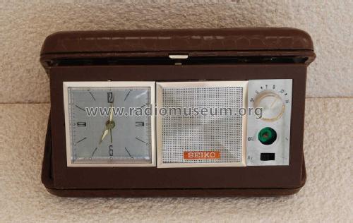 Seiko Travel Alarm Clock Radio