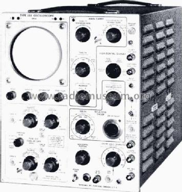 Oscilloscope 535 Equipment Tektronix; Portland, OR, build