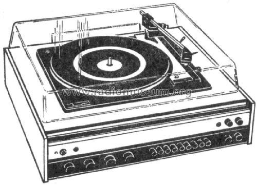 Ferguson 3447 Radio Thorn Consumer Electronics Ltd.; London,