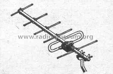 FU6 Antenna Ultron-Elektronik GmbH; München, build 1964 ?, 1