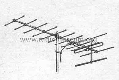 V14 Antenna Ultron-Elektronik GmbH; München, build 1964 ?, 1