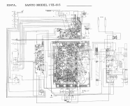 Transworld 17H-815 Radio Sanyo Electric Co. Ltd.; Moriguchi