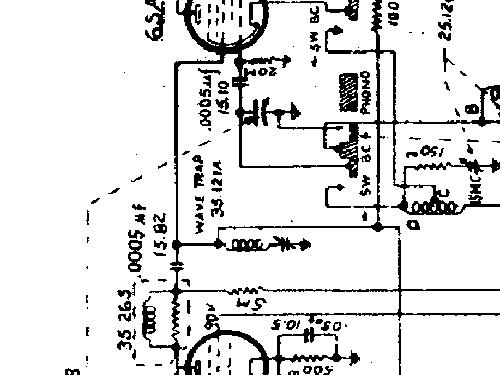 D-355 Radio Allied Radio Corp. Knight, Roamer, Wextark;, bui