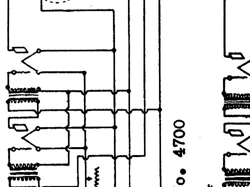 4340 Model 10 Radiodyne black Radio Atwater Kent Mfg. Co