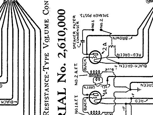 8970 Model 33 Panel Radio Atwater Kent Mfg. Co.; Philadelphi