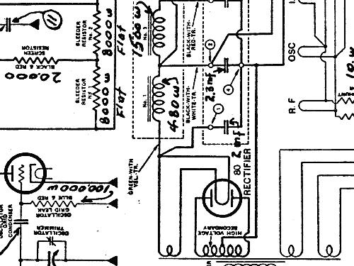 89P Phono Console 89-P 1st type Radio Atwater Kent Mfg. Co