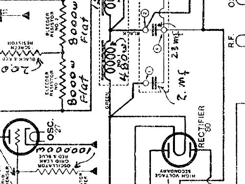 89P Phono 3rd type (above 1935904) Radio Atwater Kent Mfg. C