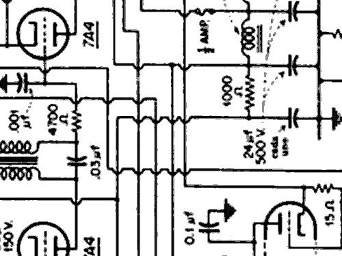 10D Ampl/Mixer Brook Electronics Inc.; Elizabeth, N.J., buil