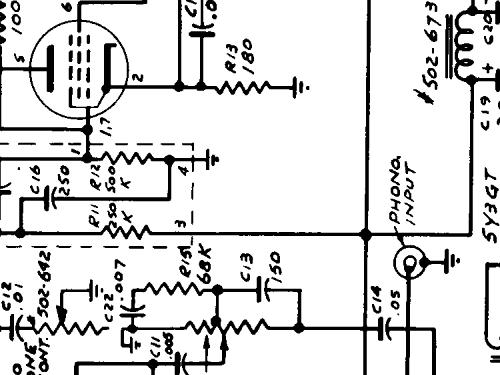 284 Radio Canadian Marconi Co. Ltd. CMC; Montreal, build