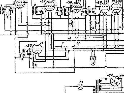 157 Radio Crosley Radio Corp.; Cincinnati OH, build