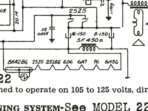 226 Radio Detrola; Detroit MI, build 1938 ??, 2 schematics,