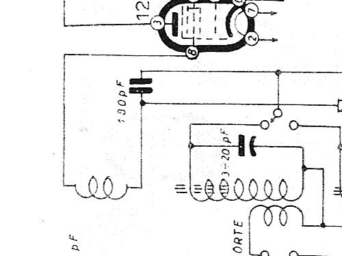 RR2501.1 Radio Ducati, SSR Società Scientifica Radio Brevett