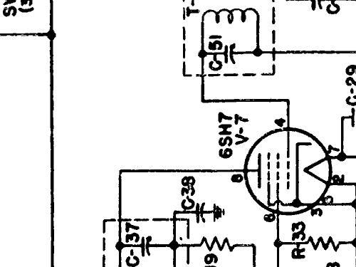 603 Ch= 120063B Radio Emerson Radio & Phonograph Corp.; New