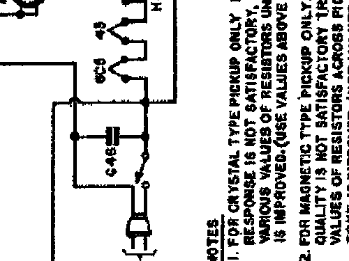 M134 Ch= M Radio Emerson Radio & Phonograph Corp.; New York,