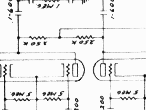 Pro-Amp 5C5 Ampl/Mixer Fender Electric Instrument Co.; Fulle