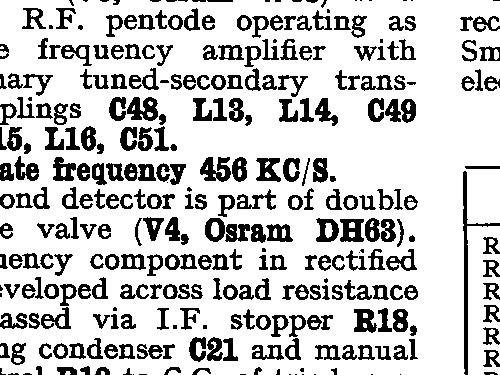 AC All-Wave Super 6 Radiogram BC3868 Radio GEC, General
